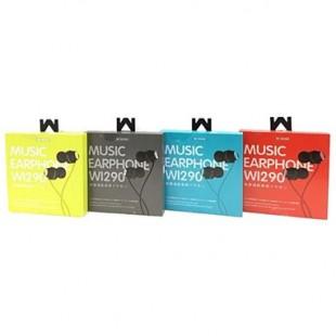 هندزفری سیم دار WK WI290 Wired Headset