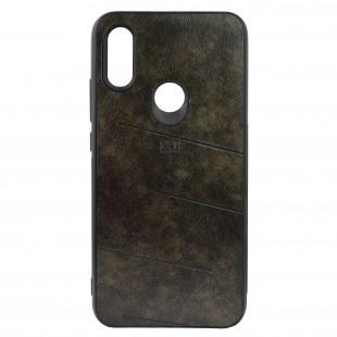 کاور مدل Leather مناسب برای گوشی موبایل شیائومی Redmi 7