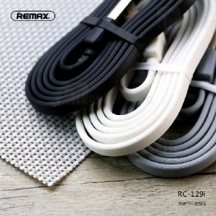 کابل تبدیل USB به لایتنینگ ریمکس مدل RC-129i طول 1 متر