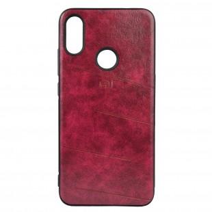 کاور مدل Leather مناسب برای گوشی موبایل شیائومی Redmi Note 7