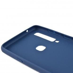 کاور مدل Silicon مناسب برای گوشی موبایل سامسونگ A9 2018