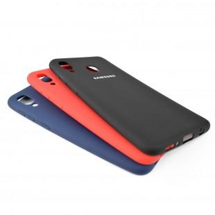 کاور مدل Silicon  مناسب برای گوشی موبایل سامسونگ A30