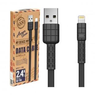 کابل تبدیل USB به لایتنینگ ریمکس مدل RC-116i طول 1 متر