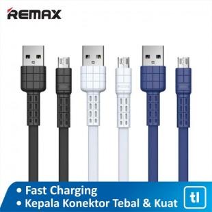 کابل تبدیل USB به MicroUSB ریمکس مدل RC-116m طول 1 متر
