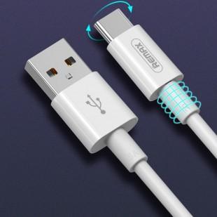کابل تبدیل USB به USB-C ریمکس مدل RC-136a طول 1 متر