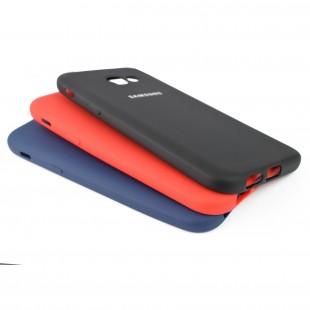 کاور مدل Silicon مناسب برای گوشی موبایل سامسونگA5 2017  َ