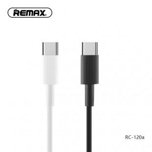 کابل تبدیل USB به MicroUSB ریمکس مدل RC-120m طول 30 سانتی متر