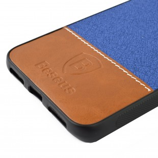 کاور مدل Baseus Leather  مناسب برای گوشی موبایل شیائومی Redmi 7