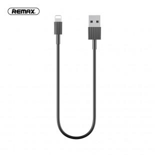 کابل تبدیل USB به لایتنینگ ریمکس مدل RC-120i طول 30 سانتی متر