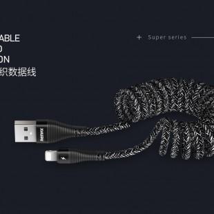 کابل تبدیل USB به لایتنینگ ریمکس مدل RC-139i طول 1.2 متر