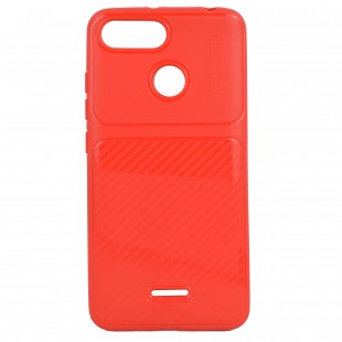 کاور مدل AF Carbon مناسب برای گوشی موبایل شیائومی Redmi 6