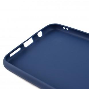 کاور مدل Silicon مناسب برای گوشی موبایل سامسونگ A7 2018  َ