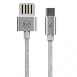 کابل تبدیل USB به MicroUSB دبلیو کی مدل WDC-055m طول 2 متر