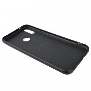 کاور مدل Leather  مناسب برای گوشی موبایل هوآوی Y9 2018