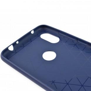 کاور مدل AF Lychee مناسب برای گوشی موبایل شیائومی Redmi Note 6 Pro
