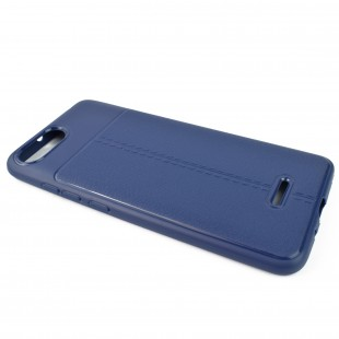 کاور مدل AF Lychee مناسب برای گوشی موبایل شیائومی Redmi 6A