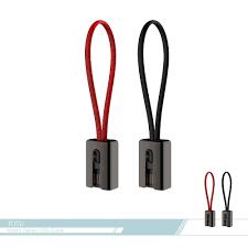 کابل تبدیل USB به MicroUSB / Lightning  توتو مدل LINO152 طول 18 سانتی متر