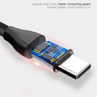 کابل تبدیل USB به USB-C توتو مدل BTB-02 طول 2 متر
