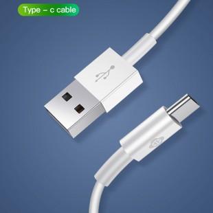 کابل تبدیل USB به USB-C توتو مدل BTA-018 طول 1 متر