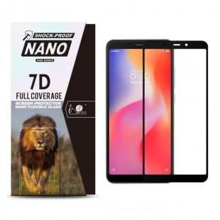 محافظ صفحه نمایش آی تاپ نانو 7D مناسب برای گوشی سامسونگ A7 2018