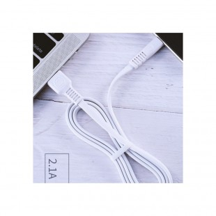 کابل تبدیل USB به Ligthning دبلیو کی مدل WDC-066i طول 2 متر