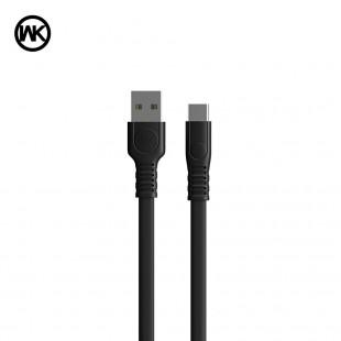 کابل تبدیل USB به Type-C دبلیو کی مدل WDC-066 طول 2 متر