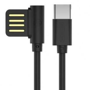 کابل تبدیل USB به Type-C دبلیو کی مدل WDC-070a طول 1 متر