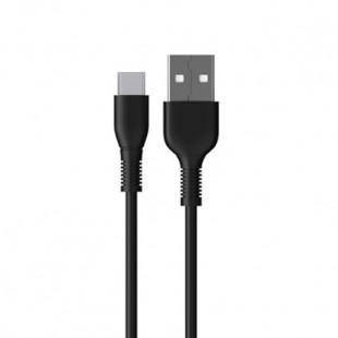 کابل تبدیل USB به USB-C دبلیو کی مدل WDC-042a طول 2 متر