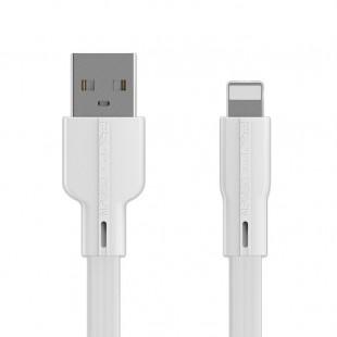 کابل تبدیل USB به لایتنینگ پرودا مدل PD-B18i طول 1 متر