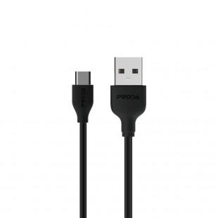 کابل تبدیل USB به USB-C پرودا مدل PD-B15a طول 1 متر