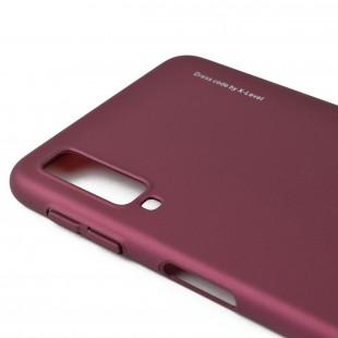 کاور ایکس-لول مدل Knight مناسب برای گوشی موبایل سامسونگ Galaxy A7 2018