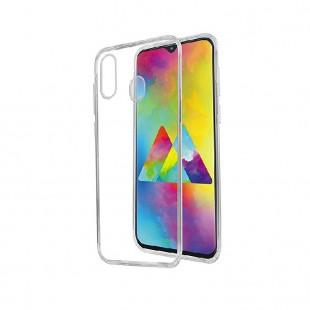 کاور مدل Clear jelly مناسب برای گوشی موبایل سامسونگ Galaxy M20