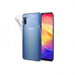 کاور مدل Clear jelly مناسب برای گوشی موبایل سامسونگ Galaxy A30/A20