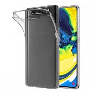 کاور مدل Clear jelly مناسب برای گوشی موبایل سامسونگ Galaxy A80