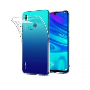 کاور مدل Clear jelly مناسب برای گوشی موبایل هوآوی P Smart 2019