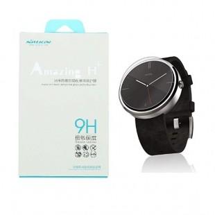 محافظ صفحه نیلکین مدل H Plus مناسب برای ساعت هوشمند Moto 360