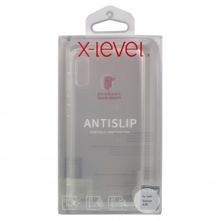 قاب محافظ ایکس-لول مدل AntiSlip مناسب برای گوشی سامسونگ A30