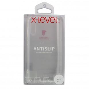 قاب محافظ ایکس-لول مدل AntiSlip مناسب برای گوشی سامسونگ A70