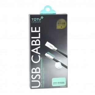کابل تبدیل Usb به Micro Usb توتو مدل ZINC ALLOY LI-012 طول 1.5متر