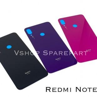 درب پشت شیائومی Redmi Note 7 Pro