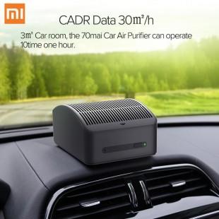 دستگاه تصفیه هوای خودرو شیائومی مدل 70MAI AC01
