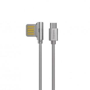 کابل تبدیل USB به MicroUSB ریمکس مدل RC-075m طول 1 متر