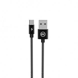 کابل تبدیل USB به USB-C دبلیو کی مدل WDC-013 طول 1 متر