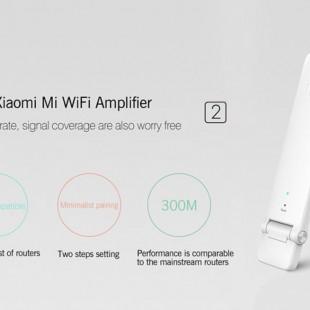 تقویت کننده وای فای اینترنت شیائومی مدل Amplifier2 نسخه گلوبال