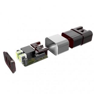 شارژر دیواری الدینیو مدل A2206 به همراه کابل USB-C