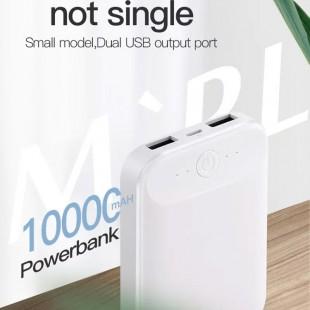 پاور بانک توتو مدل CPBQ-04 ظرفیت 10000 میلی آمپر ساعت
