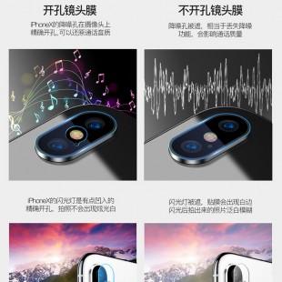 کیت محافظت از دوربین توتو مدل ABiX/iXs007 مناسب برای گوشی موبایل آیفون X/XS