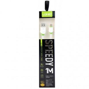 کابل تبدیل USB به USB-C الدینیو مدل LS34 طول 1 متر