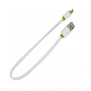 کابل تبدیل USB به MicroUSB الدینیو مدل XS-73 طول 1 متر