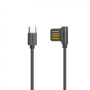 کابل تبدیل USB به USB-C ریمکس مدل RC-075a طول 1 متر